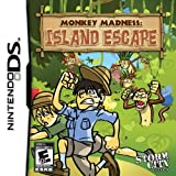 Monkey Madness: Island Escape - Nintendo DS