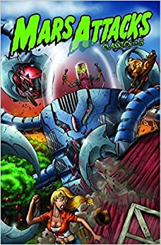Book Mars Attacks Classics Volume 3 (Mars Attacks Classics Tp) by Dwight Jon Zimmerman (2013-01-22)