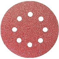 Mtx 738099, Disco De Lixa Com Velcro Perfurado 125 Mm - P220, 5 Peças