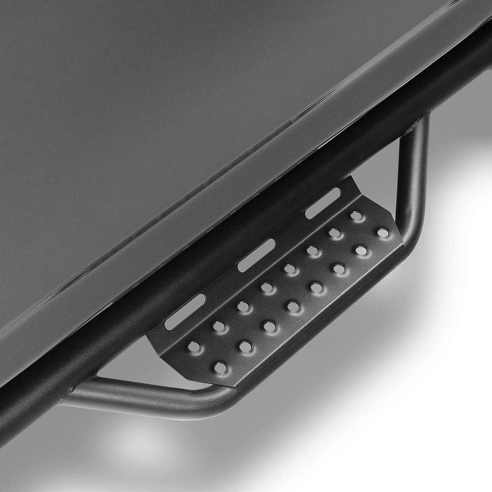 N-FAB EXT10-TX Textured Black 10-20 EpYx Step Systems Cab Length
