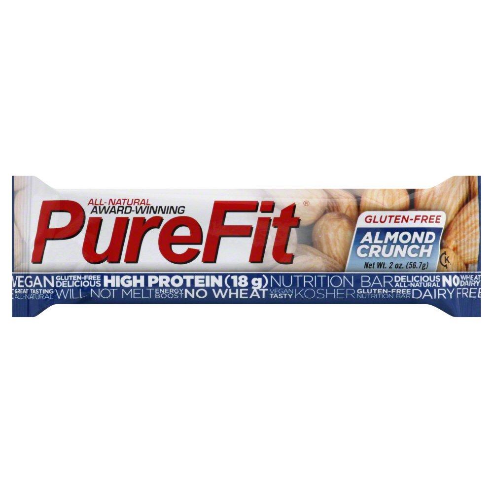 Amazon.com: PureFit Sampler Pack Premium Nutrition Bars, 7 ...
