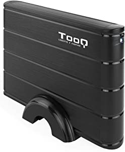 TooQ TQE-3530B - Carcasa para Discos Duros HDD de 3.5