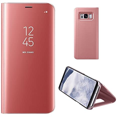 cover samsung s8 rosa