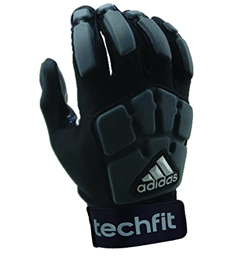 Amazon.com   adidas TechFit Lineman Football Gloves e9e6f918033db