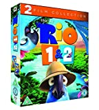 Rio 1 & 2 - Double Pack [Blu-ray]