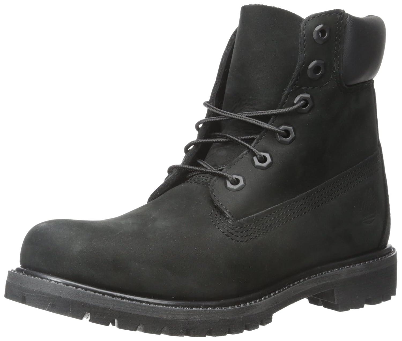 Mens 6-inch Basic Alburn WP Classic Boots, Black (Black 1), 10.5 UK 45 EU Timberland