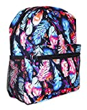 Best Ever Moda Baby Evers - Ever Moda Mini Backpack Collections (Black Feathers) Review