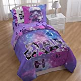 NEW! Star Wars Galaxy Twin/Twin XL Size Comforter for Kids Made of 100% Polyester