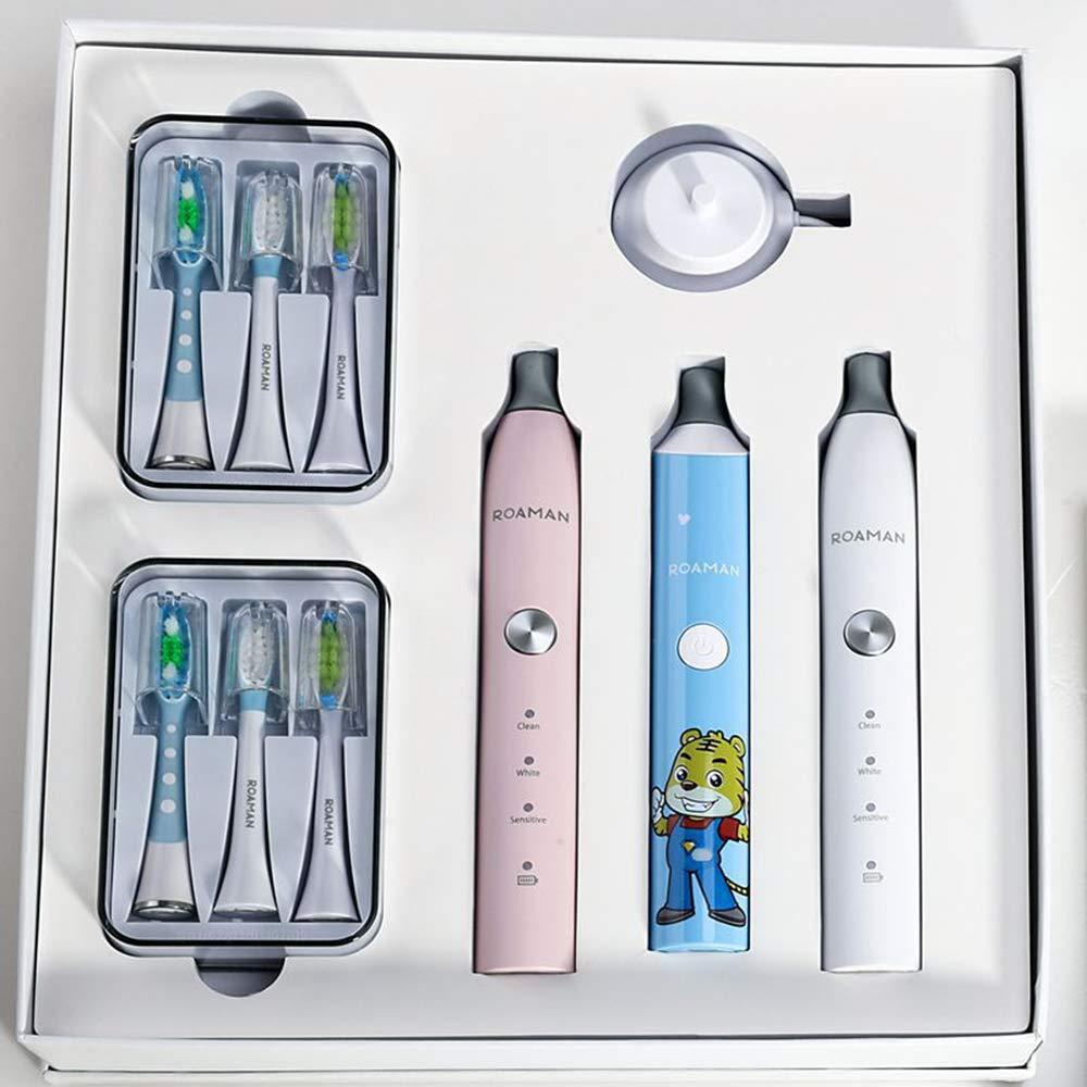 歯ブラシファミリーセット高級ギフトボックス歯ブラシ大人子供歯ブラシコンビネーションセット歯ブラシ B07RQQKQM6