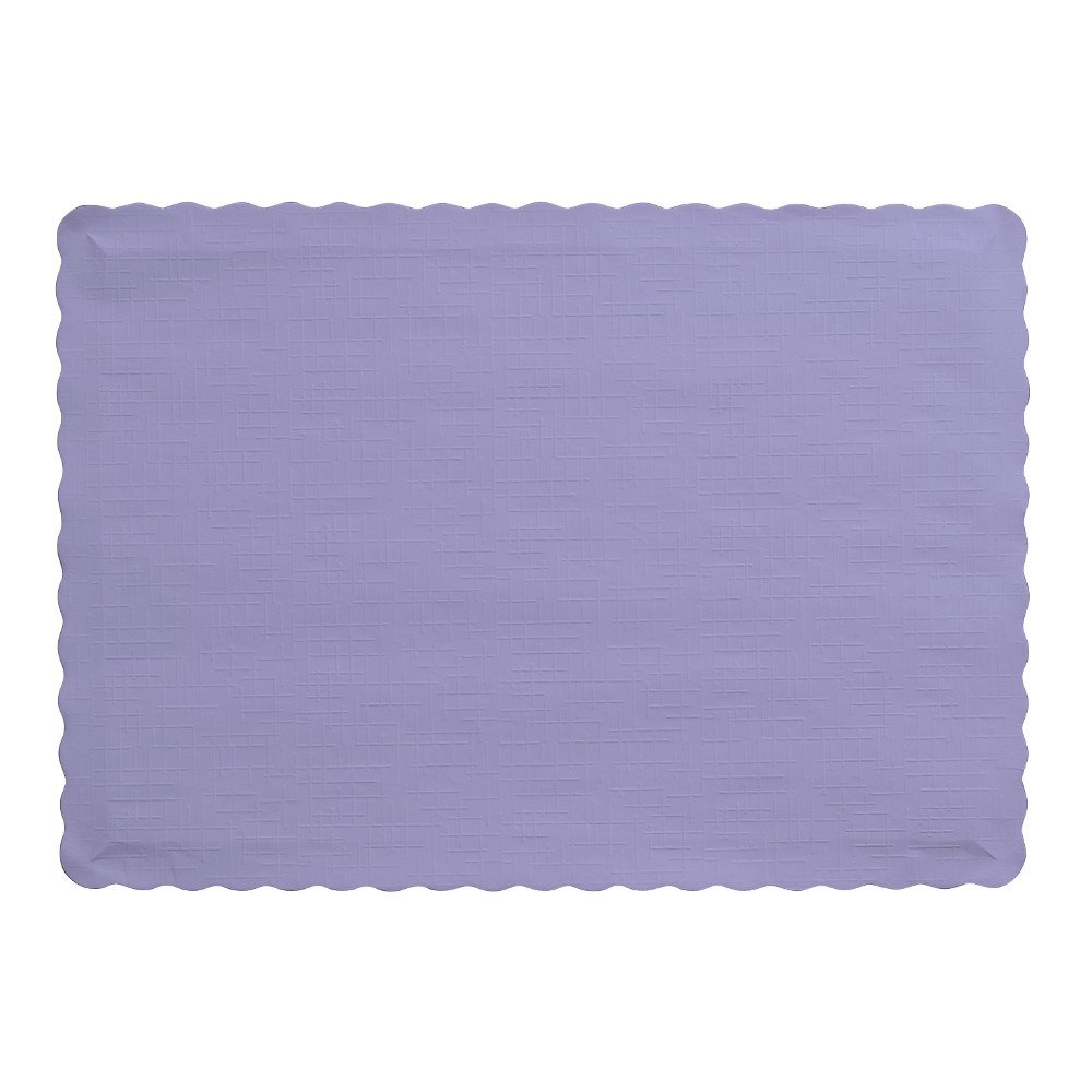 Creative Converting 318937 Placemats, One Size, Multicolor