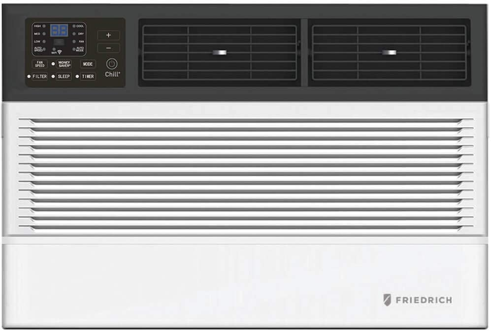 Friedrich Chill Premier 12,000 BTU Smart Window Air Conditioner with Built-in WIFI
