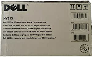 AB Volts Compatible Toner Cartridge Replacement for Dell 330-2045 for 5330 5330DN Black,3-Pack