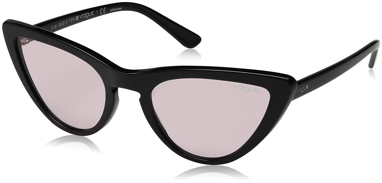 Amazon.com: Vogue Acetate - Gafas de sol para mujer: Clothing