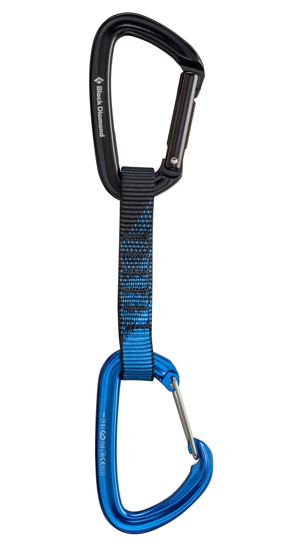 Black Diamond Posiwire Quickdraw - 12cm