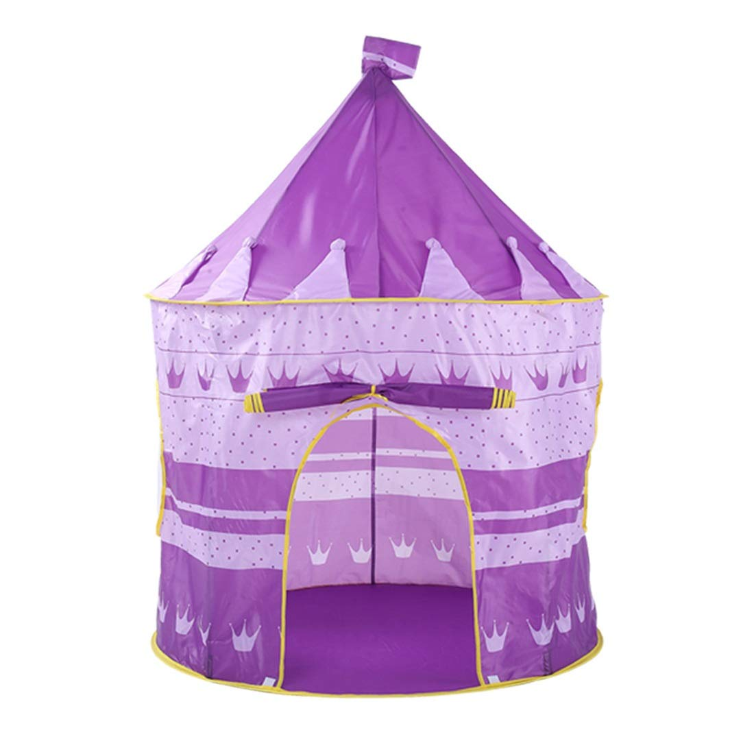 Nekovan クリエイティブクラウン演劇テントキッズ子供屋内の折り畳み式玩具プレイハウスパープル (色 : B07R5FMJCD Purple) Purple : Purple B07R5FMJCD, ベクトル 新都リユース:8cd2e384 --- number-directory.top