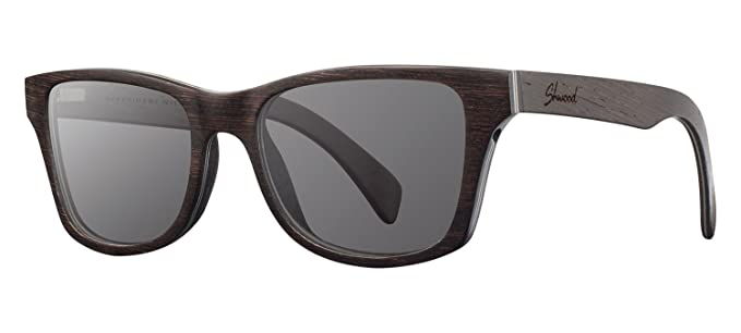 Amazon.com: Shwood – Canby de madera, la anteojos de sol de ...