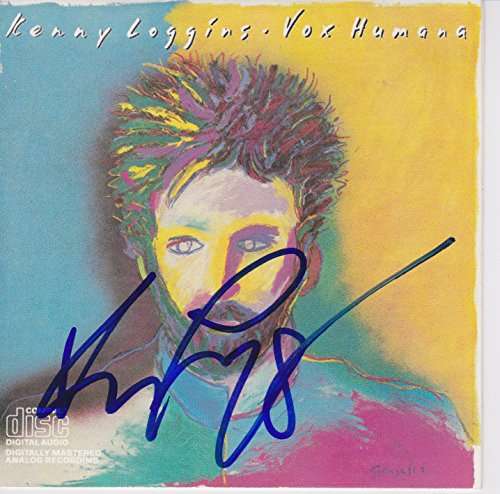 kenny-loggins-signed-vox-humana-cd