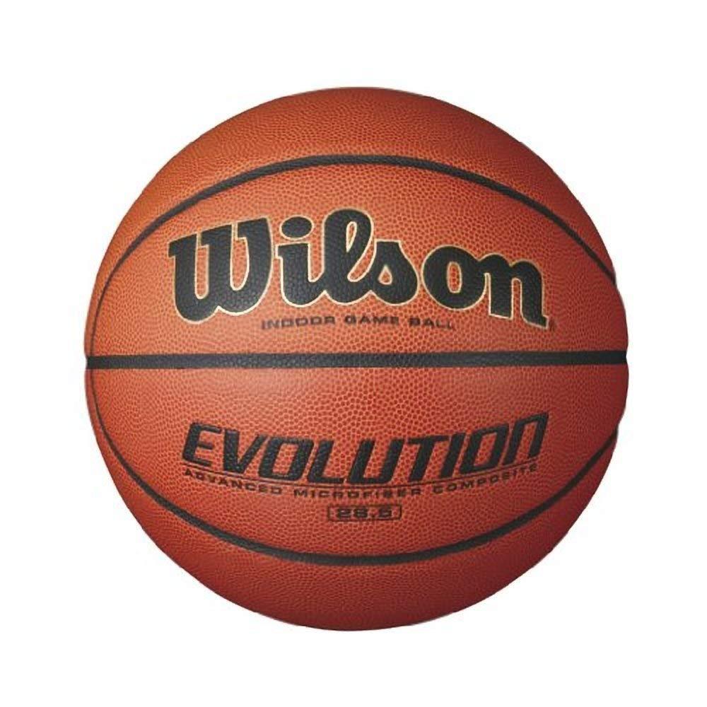Wilson 28.5-Inch evolución intermedio balón de Baloncesto con 6 ...