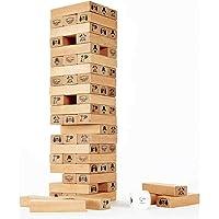 Hape Toppling Wooden Blocks Tower