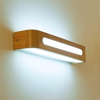 BOOTU lámpara LED y luces de pared Led luces delanteras espejo baño baño luz escalera de