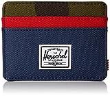 Herschel Supply Co. Mens Charlie Card Holder Wallet