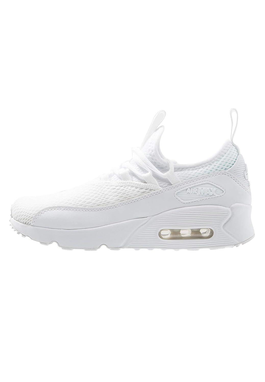new products 07b4b 3b283 Amazon.com: Nike Air Max 90 EZ (Kids) White: Shoes