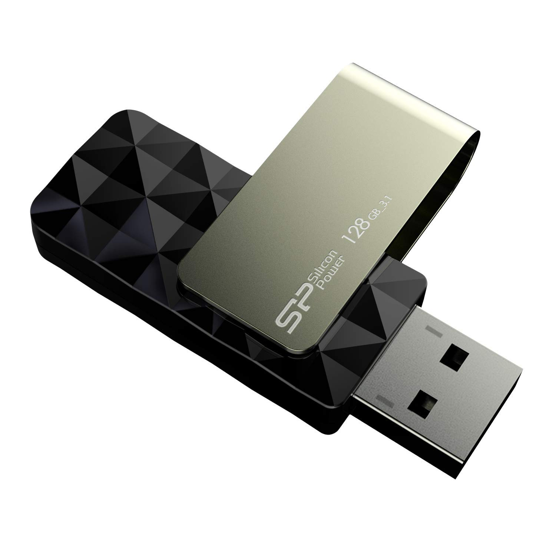Pendrive Silicon Power 128GB USB 3.0/ USB 3.1 Gen1 USB Blaze