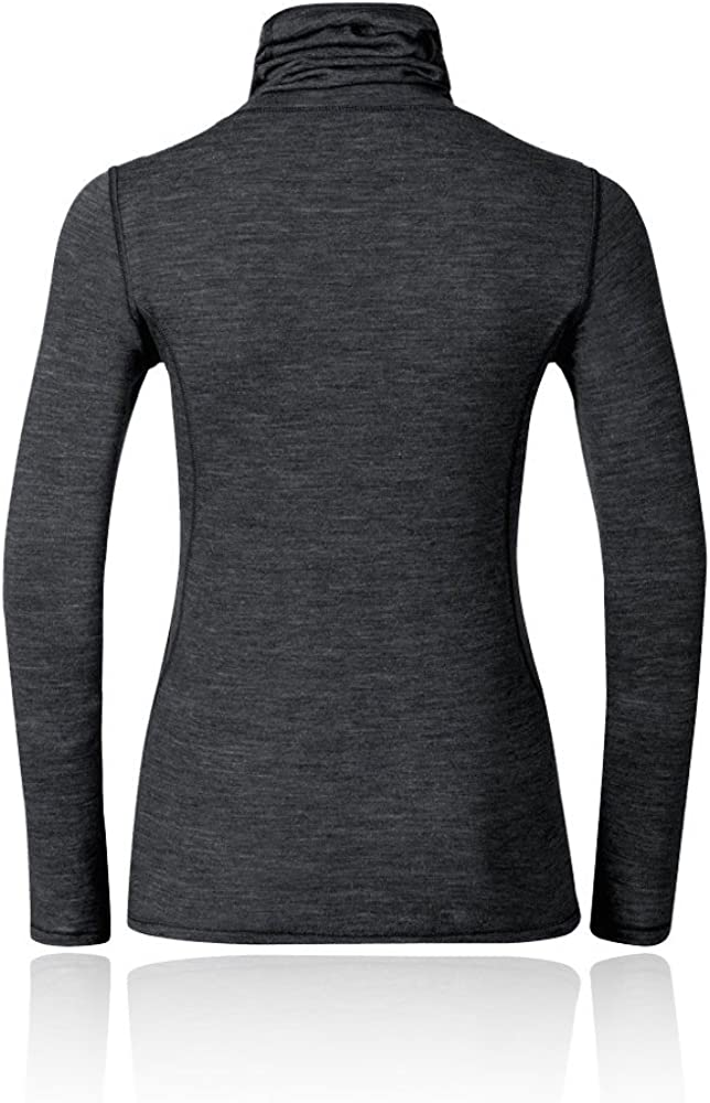 Odlo Revolution Womens Turtle Neck Running and Outdoor Top