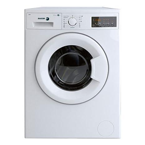 Lavadora c/f FAGOR fe6212a 6kg 1200rpm blanca a++ 925010142 ...