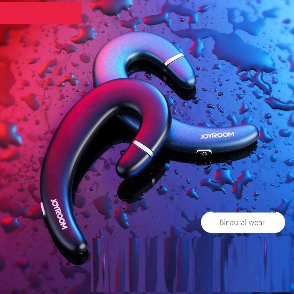 Auriculares Bluetooth inalámbricos binaurales Deportivos Tipo de Oreja Colgantehttps://amzn.to/3owE1QU