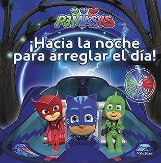 Educa Borrás-PJ Masks Mis Primeras Actividades, Multicolor ...