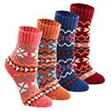 Keaza Socks  Our women's Colorful Patterned Cotton Crew Socks are from Keaza Care-Foot-As-Heart family line. They are soft and elastic. They are knitted with color-block patterns. Our odor and moisture resistant fabric is to make feet stay dr...