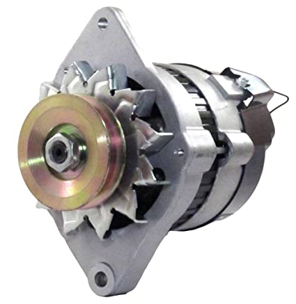 ALTERNATOR FITS MASSEY FERGUSON TRACTOR MF-240 MF-243 MF-250 MF-253 IA0095  23865
