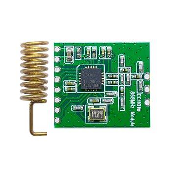diymore CC1101 Wireless Module Long Distance Transmission Antenna