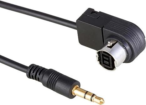 Eximtrade 3.5mm Stereo AUX Audio Cable Connettore Ai-NET per Alpine JVC