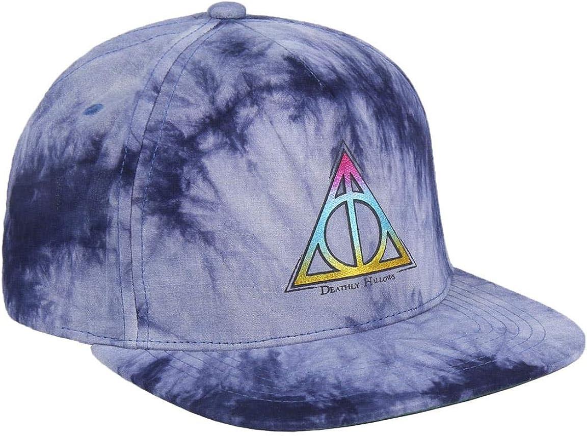 Artesania Cerda Gorra Visera Plana Logo Harry Potter, Morado (Lila ...