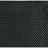 Contact 05F-127510-06 5' X 12'' Black Grip Paper Liner