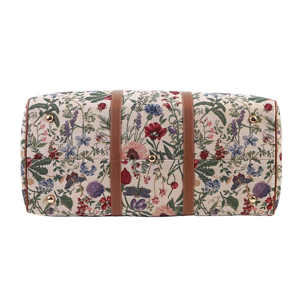 be232283d80d Women's Big Weekend Travel Bag By Signare / Morning Garden Flowers ...