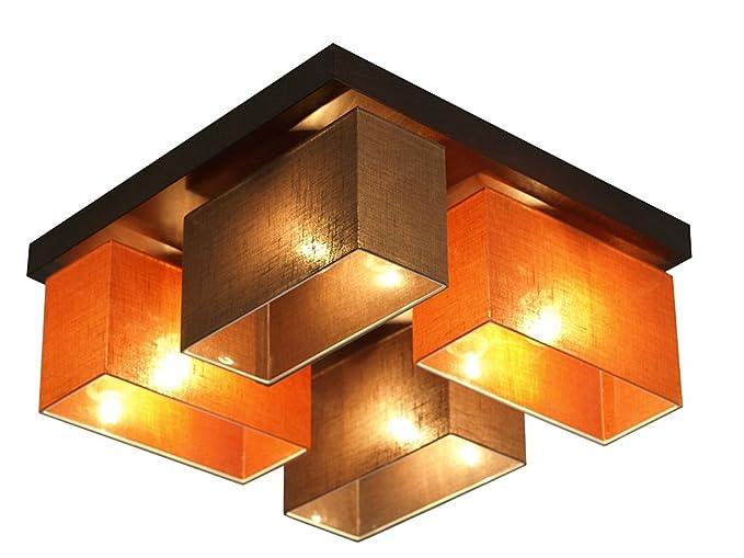 Plafoniere Da Soffitto In Legno : Wero design lampada da soffitto plafoniera luce in