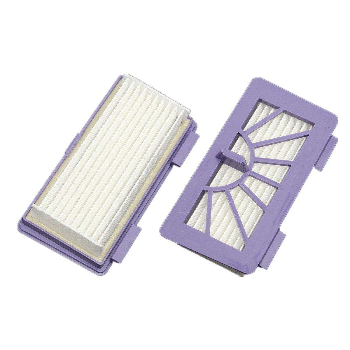 QOJA 10pcs hepa filter for neato xv-21 xv-15 xv-14 xv-11 xv-12