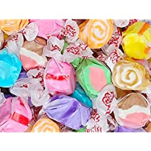 Mix Flavor Salt Water Taffy Assorted Soft Chewy Candy 2 LB - 32 oz