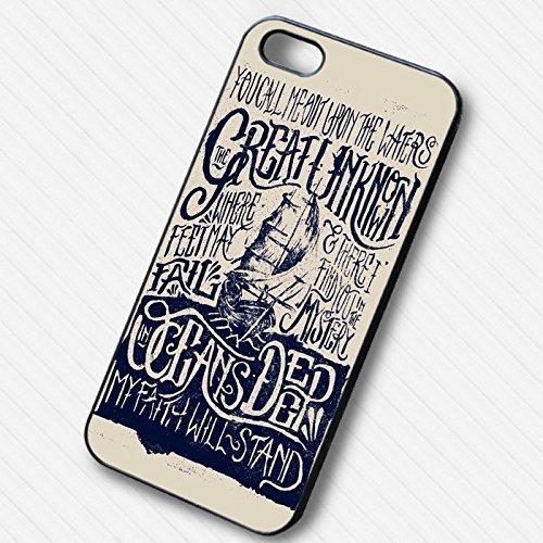 Hillsong United Oceans Lyric pour Coque Iphone 6 et Coque Iphone 6s Case P1P8MK