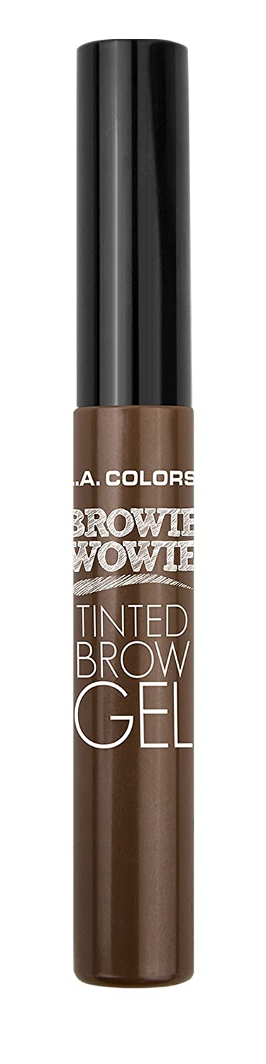 L.A. Colors Browie Wowie Brow Tinted Gel, Universal Taupe, 6.5g B06ZZJZQVZ