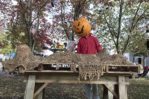 Photo | In keeping with a favorite American autumnal theme, King's Island theme park in Mason, a northeastern suburb of Cincinnati, Ohio, adds spooky Halloween props to its grounds 2 -