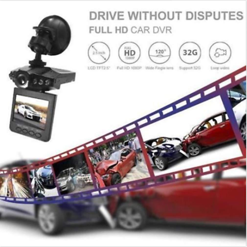 New HD 1080P OmniEye   Ultimate Dash Cam Wide Vehicle 2.5 TFT Car DVR Recorder