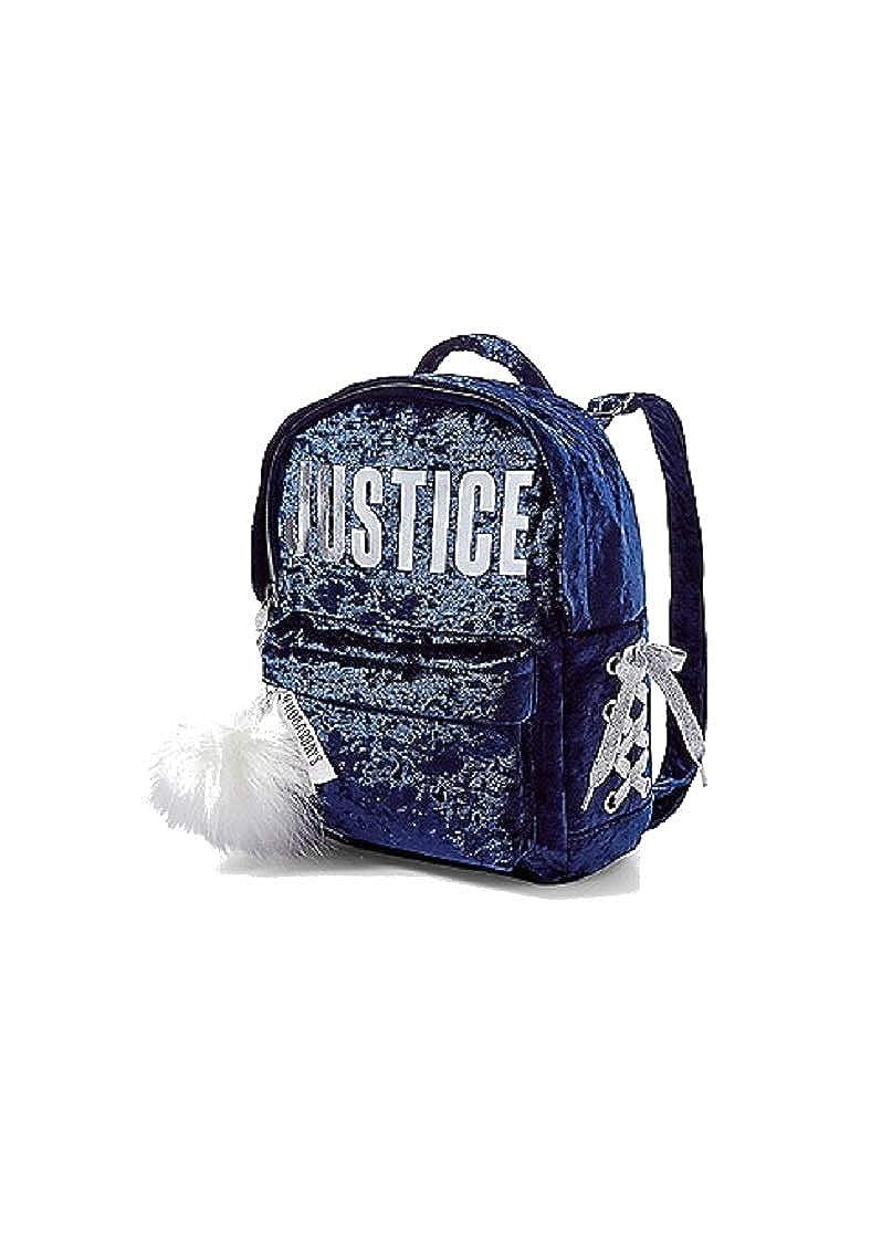 Justice ガールズ US サイズ: L カラー: ブルー   B07K6Y8XPG