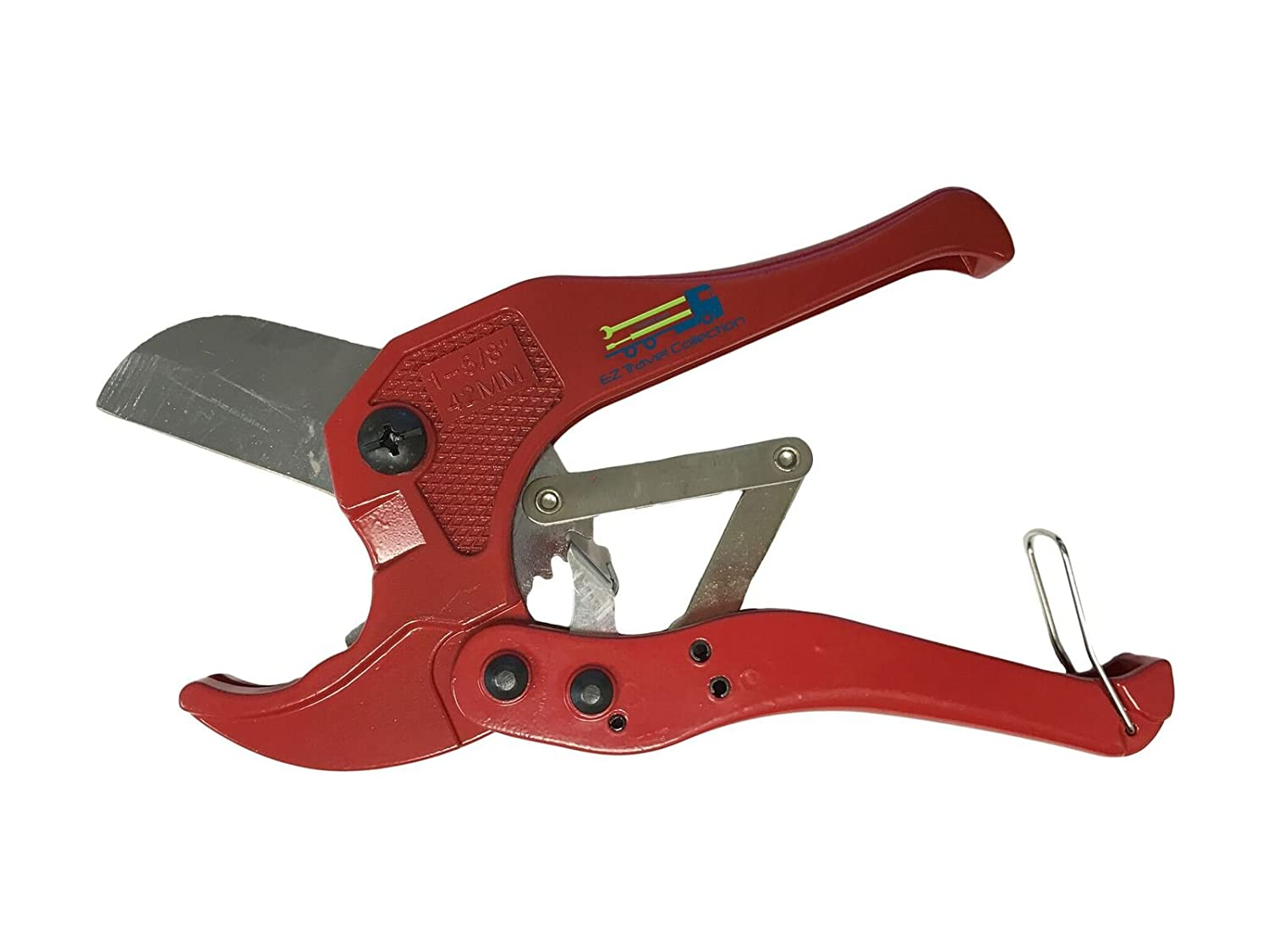 """Ubing PVC Pipe Cutter For Cutting Aluminum Tube Cutting--1-5//8/"""" up to 42mm New"""