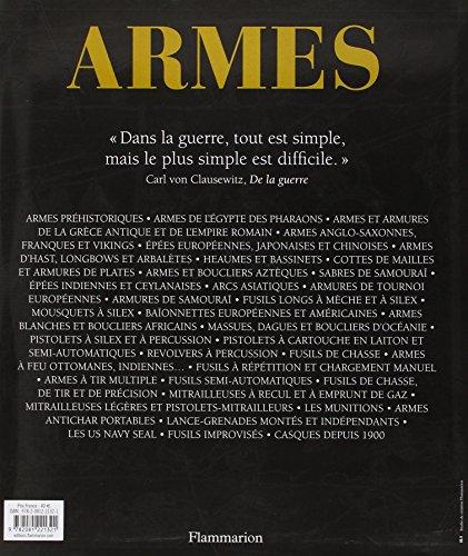 Armes: de l'Antiquité à nos jours 2