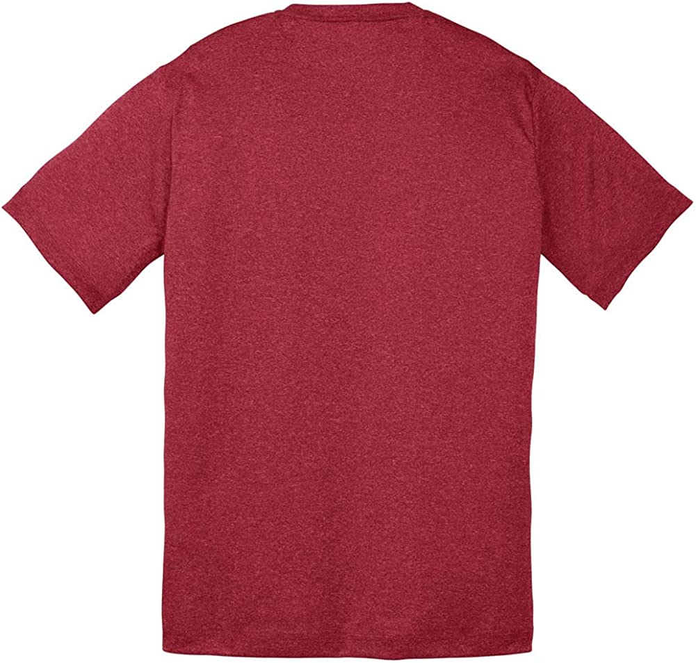 DRIEQUIP Youth Athletic Heather Tee in Sizes XS-XL