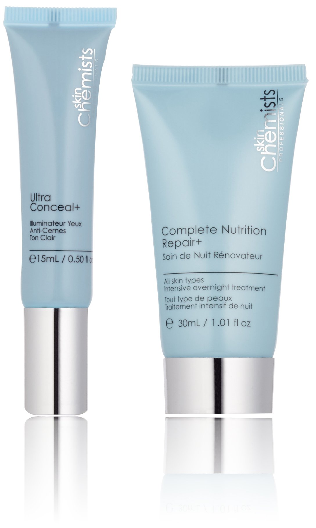 skinChemists Complete Nutrition Repair Plus and Light Ultra Conceal Plus, 40 Gram